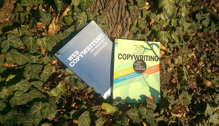 2 knihy o copywritingu