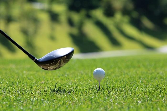 Tee = tyčka na míček, která se používá při odpalech v golfu