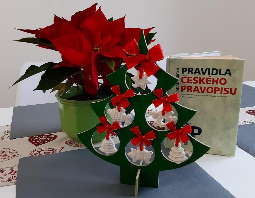 Vánoce a pravopis